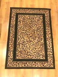 round animal print rugs amyotto cheetah print carpet cheetah print rugs
