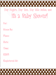 baby shower invitation blank templates baby shower invitation blank templates awesome blank baby shower