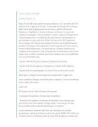 RIASSUNTO CONGRESSO DI VIENNA - Docsity