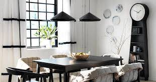 Awesome Cuisine Moderne Noir Et Blanc 7 Salle 224 Manger Moderne