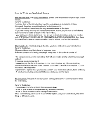 how to write a lit essay how to write literary analysis essay abortion