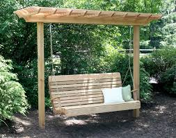 Simple Pergola simple garden design with green plants environment added wooden 7795 by xevi.us