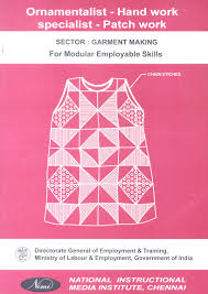 nimi mes garments or ntalist hand work specialist patch work