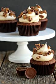 Peanut Butter Cup Cupcakes My Baking Addiction