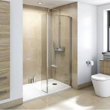 8mm Walk in Recess Shower Enclosure Pack 1400 x 900 with Shower tray  Special Offer