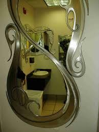 Mirror Designs For Bathrooms Latest Bathroom Mirror Designs Between Sleepscom
