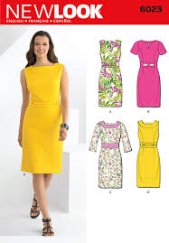 New Look Patterns Awesome New Look 48 Misses' Dresses