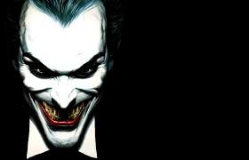 Evil Joker Wallpaper on WallpaperSafari