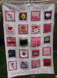 Memorial Quilts Made From Clothing Making A Memorial Quilt From ... & Full Image for Memorial Quilts Made From Clothing Making A Memorial Quilt  From Clothes A Very ... Adamdwight.com