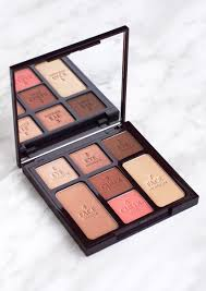 charlotte tilbury instant look beauty glow palette review