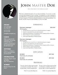 Resume Templates For Google Docs Extraordinary Free Resume Templates On Google Docs Kor28mnet