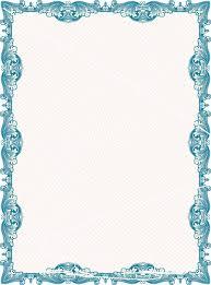 frame for guilloche design vector 03