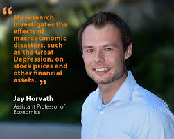 Unh Quote Cool Jaroslav Horvath UNH Assistant Professor Of Economics And Quote