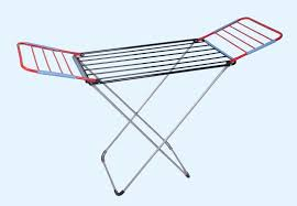 Buy Cloth Drying Stand With Free Laundry Bag Online | Best Prices in India:  Rediff Shopping