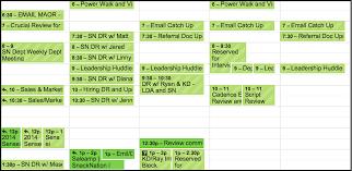 office motivation ideas. Schedule Calendar Office Motivation Ideas