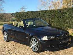 Used 2003 BMW E46 M3 [00-06] M3 SMG for sale in West Sussex ...