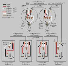 3 way switches electrical 101 images switch wiring diagram light switch wiring diagram light dimmer also 3 way conventional 3 way switch wiring configuration 120 v enters the first 3 way switch outlet box light