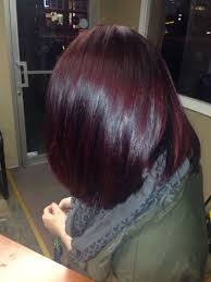 Hairstyles Burgundy Hair Color Chart Engaging Hairstyles