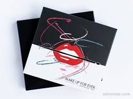 make up for ever artist shadows 4 matte 1