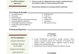 Resume Production Engineer Cv Examples Manufacturing Samples Good