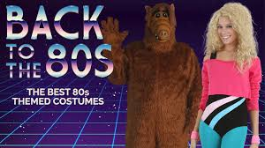 back to the 80s best 80s themed costumes