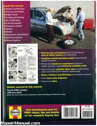 Haynes Toyota RAV4 1996-2012 Auto Repair Manual