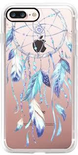 Dream Catcher Case Iphone 7 Plus Watercolor Blue Dreamcatcher Feather Dream Catcher Casetify 35