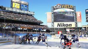 Nhl Winter Classic At Citi Field Draws More Than 41 000 Fans