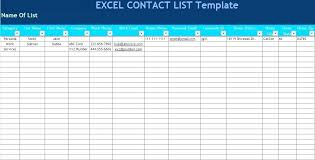 company phone list template business contact list template oyle kalakaari co