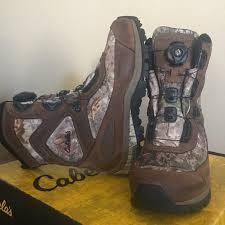 Cabela S Women S Boa Speed Hunter Boots Sz 8 5 9