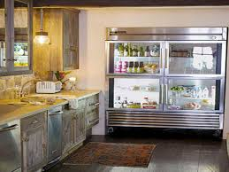 appliances gold glass door refrigerator for home pertaining to fridge remodel 19