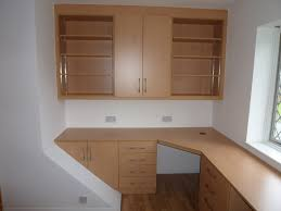 home offices fitted furniture. Beech Study 2 Home Offices Fitted Furniture