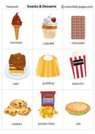 Food Flash Cards 11 Best Food Flashcards Images English Classroom English Lessons