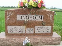 Gwen Hunt Lindholm (1921-2011) - Find A Grave Memorial
