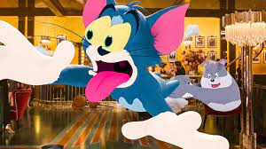 TOM & JERRY - Fight With Spike Scene (2021) Movie Clip - YouTube
