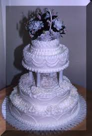 Exquisite Walmart Wedding Cakes Intended Prices By Hofer S Decor