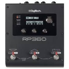 «<b>Гитарный процессор Digitech</b> RP1000» — Музыкальные ...