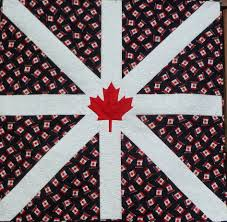 Linda's Quiltmania: Canadian Flag Quilt #3 & Canadian Flag Quilt #3. This quilt is my favourite of the three quilts! Adamdwight.com