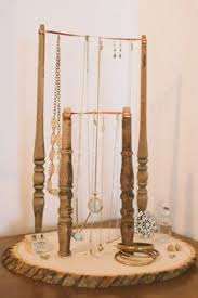 Jewelry Stands And Displays Repurposed Junk recreated into a Vintage Redesign Style Jewelry 92