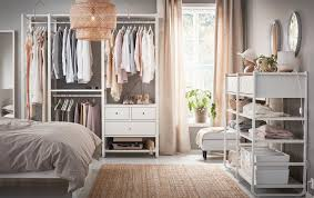 IKEA White Bedroom Furniture Chene Interiors