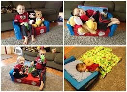 toddler flip open sofa bed mommy s said inside child ideas 4