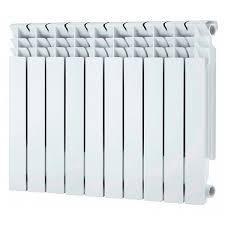 <b>Радиатор</b> 10-секционный алюминиевый <b>Lammin ECO AL500</b>-<b>80</b> ...