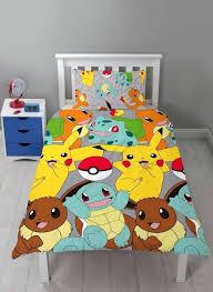 pokemon bed set catch single bed reversible quilt set pokemon bed set australia