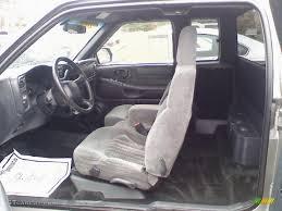 Graphite Interior 2002 Chevrolet S10 LS Extended Cab 4x4 Photo ...