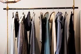 10 innovative clothes storage ideas when you have no closet