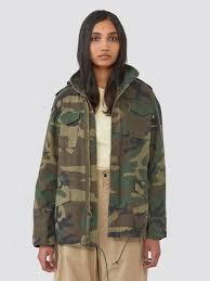 M 65 Defender Field Coat Momentum Clothing