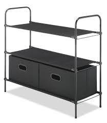 whitmor closet organizer collection 3 tier