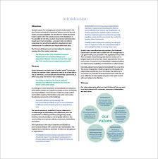 Strategic Plan Fascinating 44 Strategic Plan Templates Free Sample Example Format Download