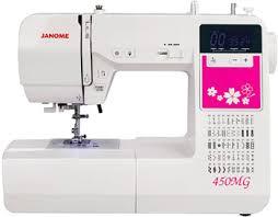 <b>Швейная машина Janome 450 MG</b> купить в интернет-магазине ...