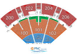 Accurate Riverbend Seating Chart With Seat Numbers Detailed